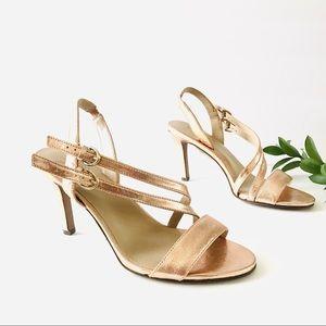 Naturalizer Metallic Sandals